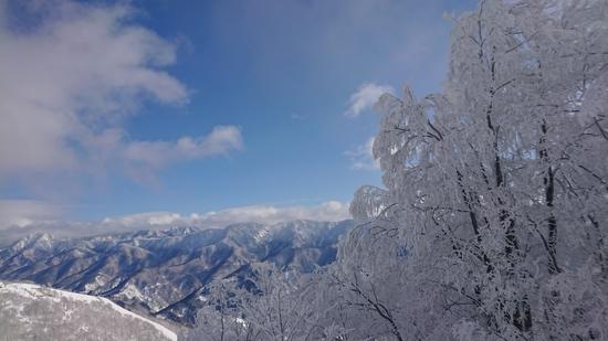 滑りおさめ|白馬コルチナスキー場のクチコミ画像