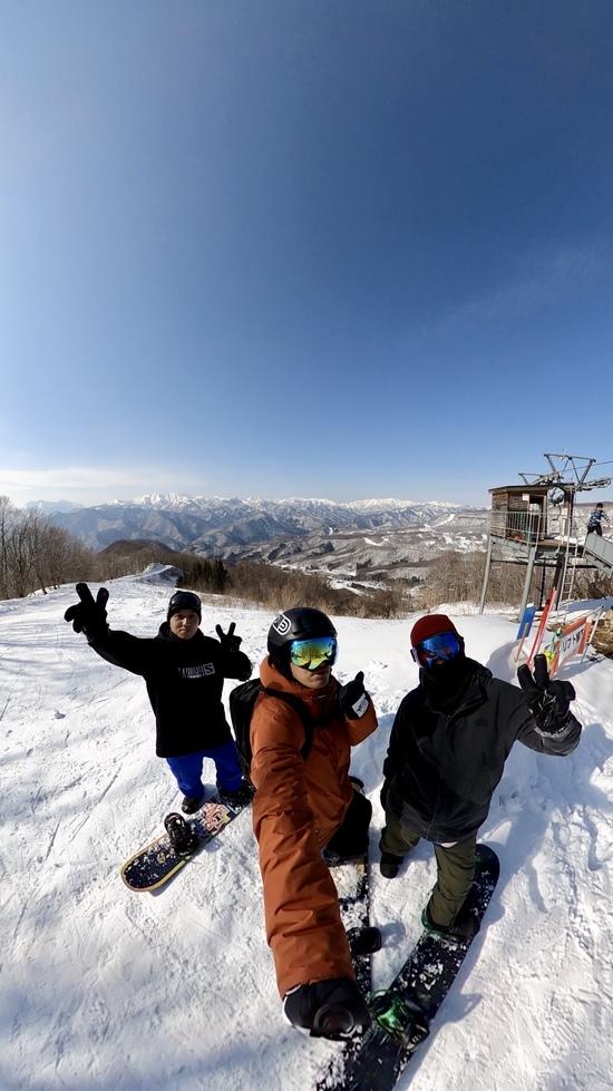 初宝台樹スキー場|水上宝台樹スキー場のクチコミ画像