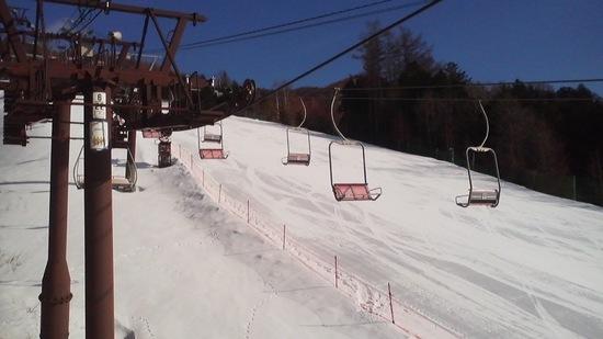 平日にこっそり|信州松本 野麦峠スキー場のクチコミ画像