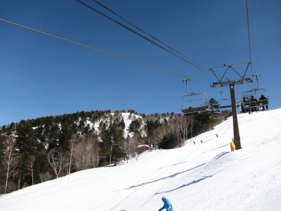 2013/03/09 (土) 長野県 きそふくしまスキー場の速報|木曽福島スキー場のクチコミ画像3