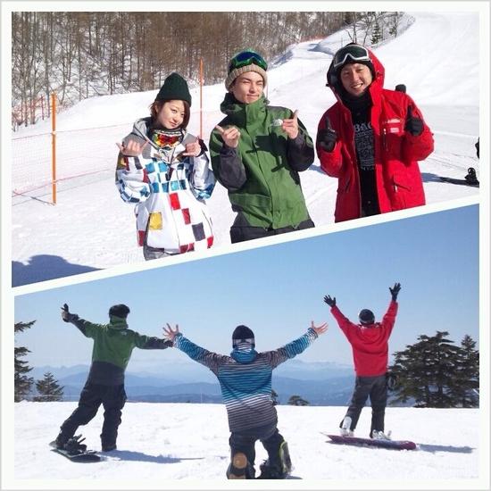 爽快|川場スキー場のクチコミ画像