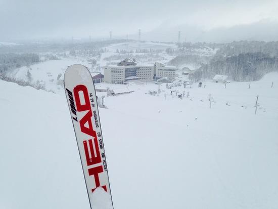 家族にやさしいスキー場|ニュー・グリーンピア津南スキー場のクチコミ画像