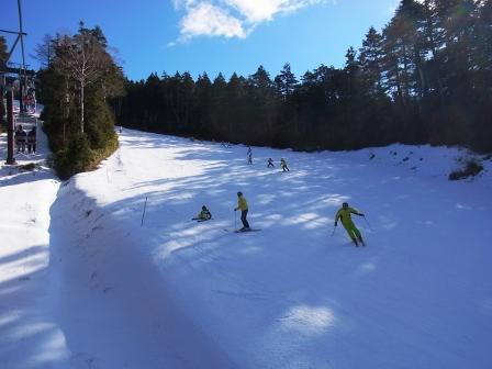 がんばって雪造り|信州松本 野麦峠スキー場のクチコミ画像