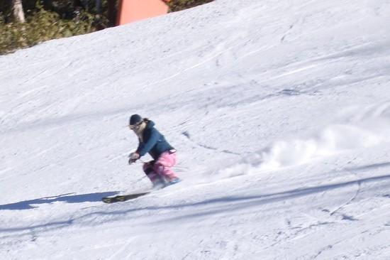 明日も快晴|信州松本 野麦峠スキー場のクチコミ画像