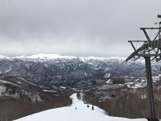 スカイテラスからの眺め|水上宝台樹スキー場のクチコミ画像2
