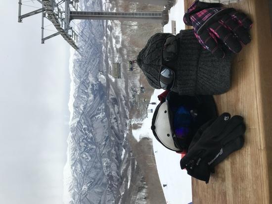 スカイテラスからの眺め|水上宝台樹スキー場のクチコミ画像3