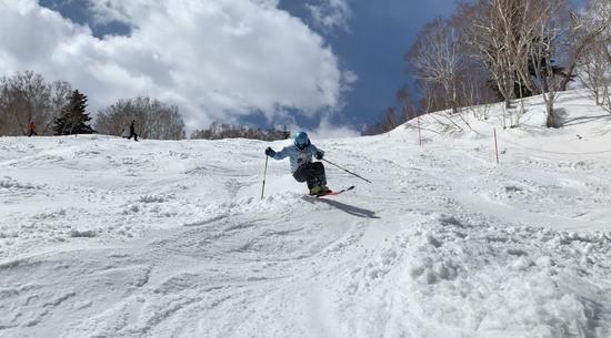 春スキーも最高!|札幌国際スキー場のクチコミ画像2