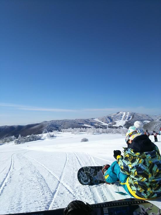 雪室最高 ゲレンデ最高 菅平高原スノーリゾートのクチコミ画像2
