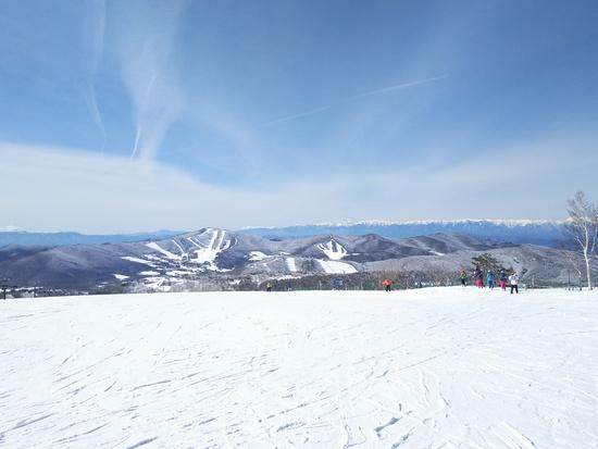 雪室最高 ゲレンデ最高 菅平高原スノーリゾートのクチコミ画像3