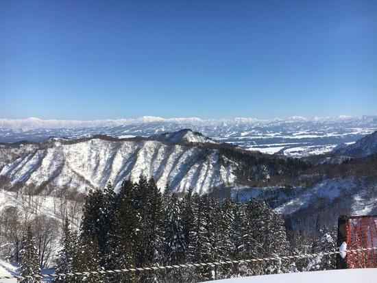 今期一番 松之山温泉スキー場のクチコミ画像