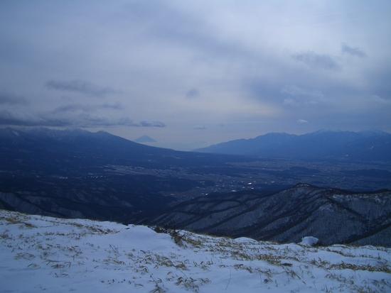 はるか遠くに 車山高原SKYPARKスキー場のクチコミ画像