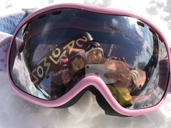 ゴーグルのある生活|斑尾高原スキー場のクチコミ画像