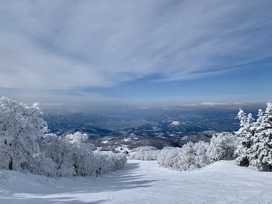 樹氷を気軽に見れるスキー場♪|蔵王ライザワールドのクチコミ画像