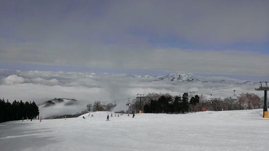 コースは最高、ロケーションも最高!|スキージャム勝山のクチコミ画像