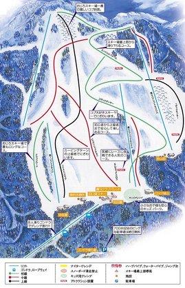 滑り|おじろスキー場のクチコミ画像