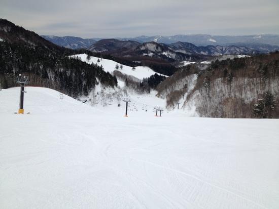初めて行きました|飛騨高山スキー場のクチコミ画像2