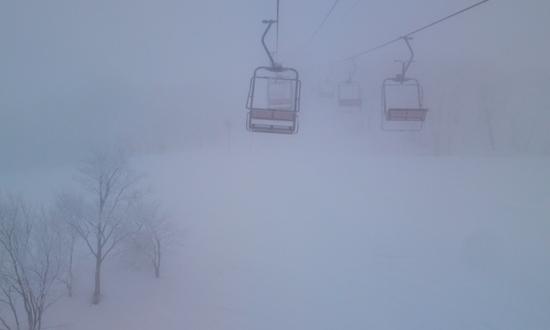 悪天候|六日町八海山スキー場のクチコミ画像