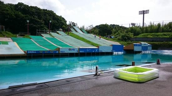 大阪ウォータージャンプ O‐airのフォトギャラリー1