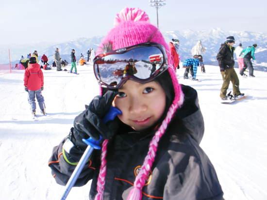 恵みの雪|鷲ヶ岳スキー場のクチコミ画像
