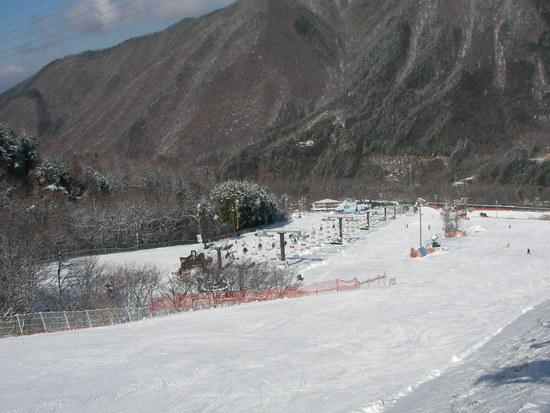 予想外の新雪|カムイみさかスキー場のクチコミ画像