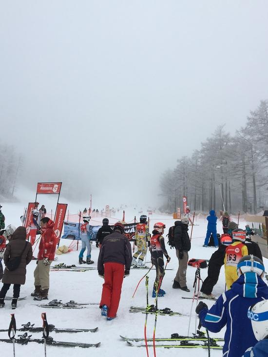 寒い1日|菅平パインビークスキー場のクチコミ画像2