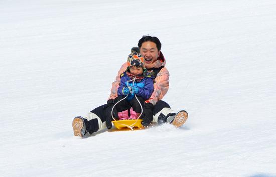 ファミリー子供向け施設が充実してました!|富士見高原スキー場のクチコミ画像2