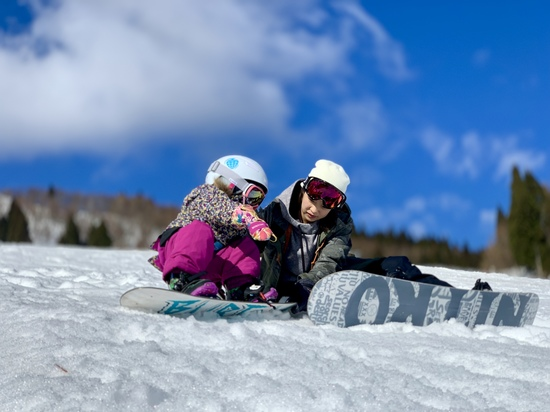 ポスター風の写真|神鍋高原 万場スキー場のクチコミ画像2