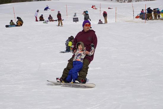 子供と一緒に|星野リゾート アルツ磐梯のクチコミ画像