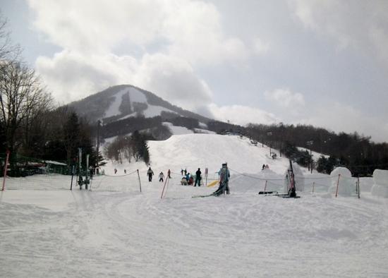 スキー好きに向いています|鹿沢スノーエリアのクチコミ画像